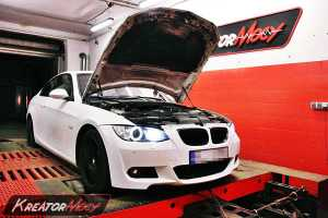 Chip tuning BMW E92 335i 306 KM