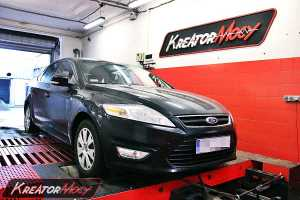 Chip tuning Ford Mondeo MK4 2.0 TDCI 115 KM
