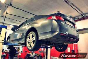 Zapchany DPF Honda Accord Type-S 2.2 I-DTEC 180 KM