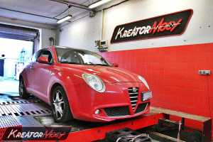 Chip tuning Alfa Romeo MiTo 1.4 Turbo 120 KM
