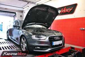Chip tuning Audi A4 B8 FL 2.0 TDI 177 KM