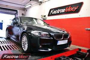 Program BMW F10 525D 204 KM