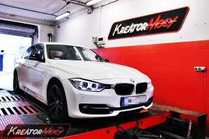 Chip tuning BMW F30 328i 245 KM