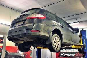 Zapchany DPF Ford Mondeo MK4 2.0 TDCI 140 KM