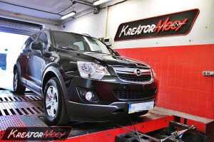 Chip tuning Opel Antara 2.2 CDTI 163 KM