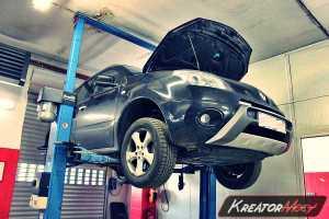 Zapchany DPF Renault Koleos 2.0 DCI 173 KM