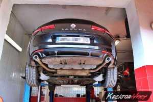 Zapchany DPF Renault Laguna Coupe 2.0 DCI 180 KM