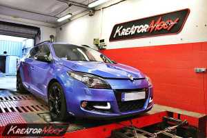 Chip tuning Renault Megane III GT 2.0T 220 KM