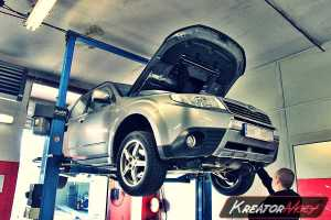 Problem DPF Subaru Forester 2.0d 150 KM