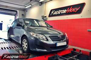 Chip tuning Toyota Corolla X 1.4 D4D 90 KM