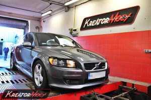 Podniesienie mocy Volvo C30 2.5 Turbo 220 KM