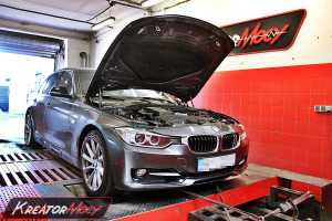 Program BMW F30 328i 245 KM xDrive