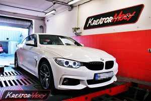 Chip tuning BMW F32 428i 245 KM xDrive