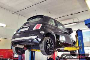 Problem z DPF Fiat 500 1.3 MultiJet 75 KM