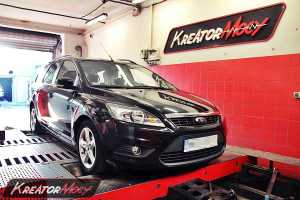 Chip tuning Ford Focus II 1.8 TDCI 115 KM
