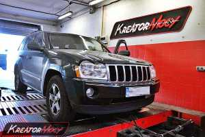 Chip tuning Jeep Cherokee 3.0 CRD 218 KM
