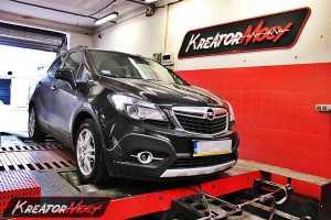 Chip tuning Opel Mokka 1.7 CDTI 130 KM