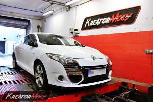 Chip tuning Renault Megane III 1.4 TCE 130 KM