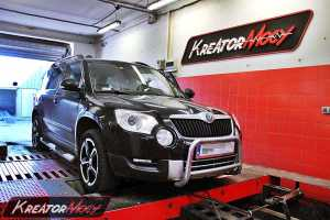 chip tuning skoda yeti 1 8 tsi 160 km kreator mocy. Black Bedroom Furniture Sets. Home Design Ideas