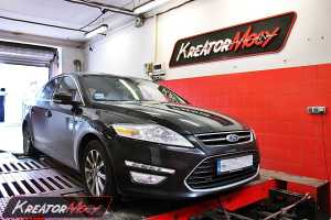 Chip tuning Ford Mondeo 2.0 EcoBoost 240 KM
