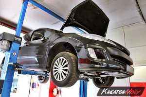 Usuwanie DPF Peugeot 308 1.6 HDI 92 KM