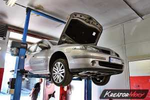 Usuwanie FAP Renault Laguna II 1.9 DCI 110 KM