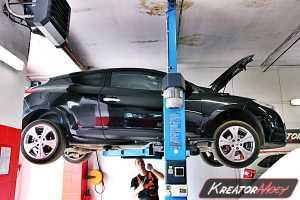Zapchany FAP Renault Megane III 1.5 DCI 110 KM