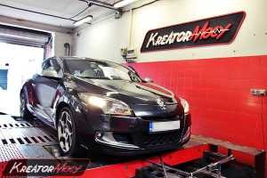 Chip tuning Renault Megane Coupe 2.0 DCI 165 KM