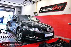 Chip tuning VW CC 2.0 TDI 177 KM