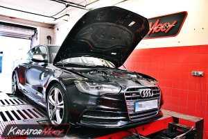 Chip tuning Audi S6 C7 4.0 TFSI 420 KM