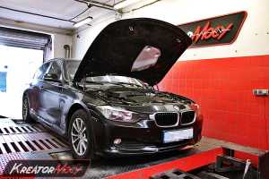Chip tuning BMW F30 318i 136 KM