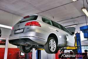 Zapchany DPF VW Passat B7 2.0 TDI CR 140 KM