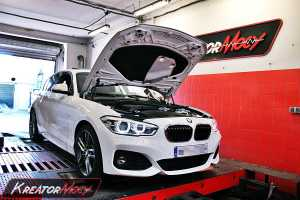 Chip tuning BMW 1 F20 FL 118i 136 KM