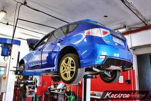 Problem DPF Subaru Impreza 2.0d 150 KM