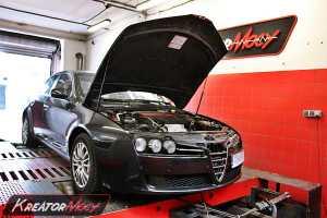 Modyfikacja Alfa Romeo 159 2.0 JTDM 136 KM