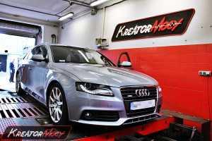Chip tuning Audi A4 B8 2.0 TDI CR 136 KM