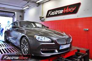 Chip tuning BMW F06 650i 450 KM