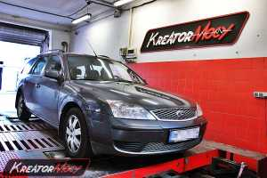 chip tuning ford mondeo mk3 2 0 tdci 115 km kreator mocy. Black Bedroom Furniture Sets. Home Design Ideas