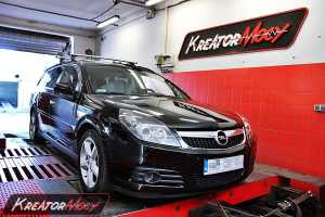 Chip tuning Opel Vectra 1.9 CDTI 101 KM