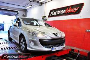 Chip tuning Peugeot 308 1.6 HDI 109 KM