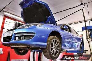 Zapchany FAP Renault Laguna 2.0 DCI 178 KM