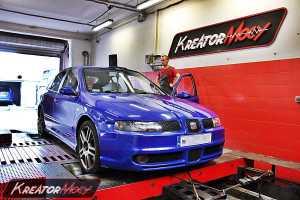 Chip tuning Seat Leon 1M 1.9 TDI 150 KM