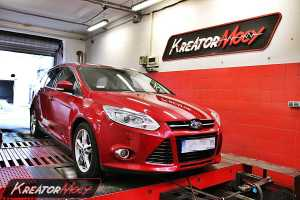 Chip tuning Ford Focus MK3 1.6 EcoBoost 182 KM