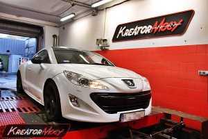 Strojenie Peugeot RCZ 1.6 THP 200 KM