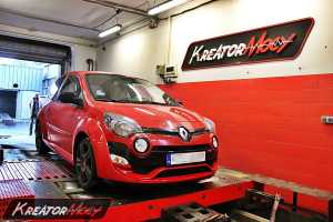 Chip tuning Renault Twingo RS 1.6 16V 133 KM