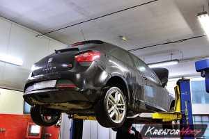 Problem DPF Seat Ibiza 6J FR 2.0 TDI 143 KM