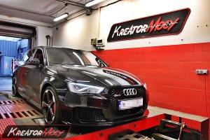 Chip tuning Audi RS3 8V 2.5 TFSI 367 KM