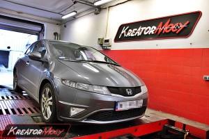 Chip tuning Honda Civic 2.2 i-CTDI 140 KM