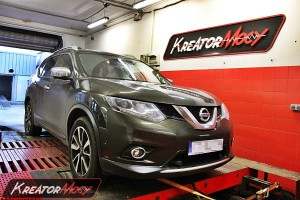 Chip tuning Nissan X-Trail T32 1.6 DCI 130 KM