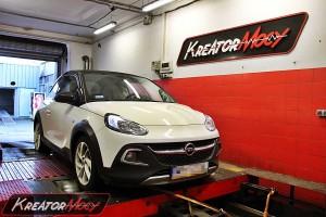 Chip tuning Opel Adam 1.4 100 KM